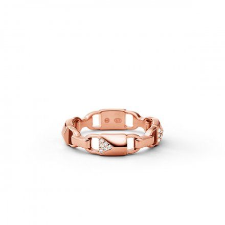 Biżuteria Michael Kors - Pierścionek MKC1024AN791 r.14