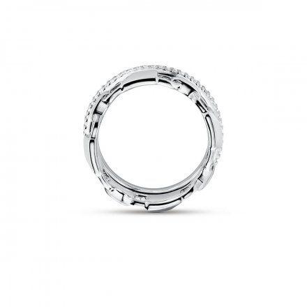 Biżuteria Michael Kors - Pierścionek MKC1025AN040 r. 11