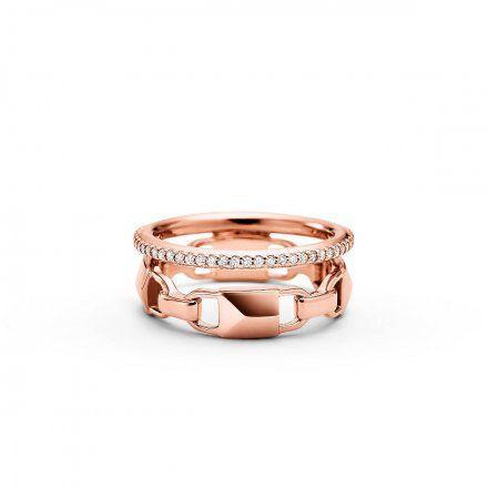 Biżuteria Michael Kors - Pierścionek MKC1025AN791 r. 11