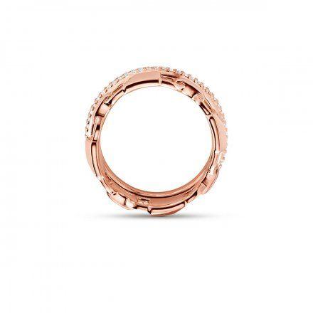 Biżuteria Michael Kors - Pierścionek MKC1025AN791 r. 17