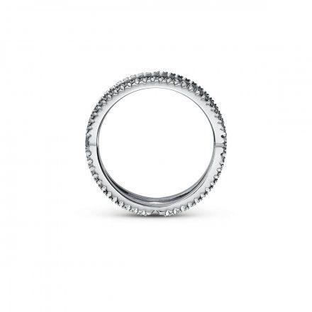 Biżuteria Michael Kors - Pierścionek MKC1112AN040 r.11
