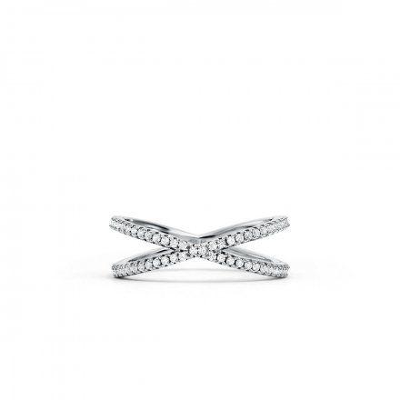 Biżuteria Michael Kors - Pierścionek MKC1112AN040 r.17