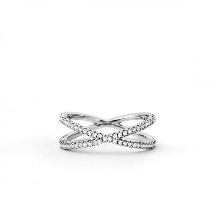 Biżuteria Michael Kors - Pierścionek MKC1112AN040 r.19