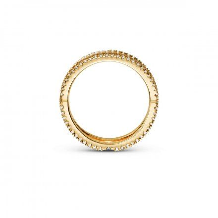 Biżuteria Michael Kors - Pierścionek MKC1112AN710 r.9