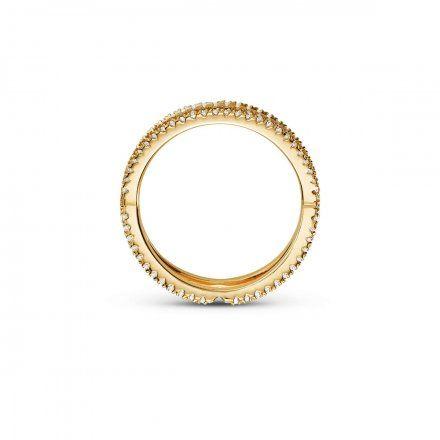 Biżuteria Michael Kors - Pierścionek MKC1112AN710 r.11