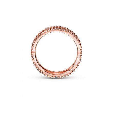 Biżuteria Michael Kors - Pierścionek MKC1112AN791 r.14