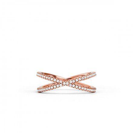 Biżuteria Michael Kors - Pierścionek MKC1112AN791 r.17