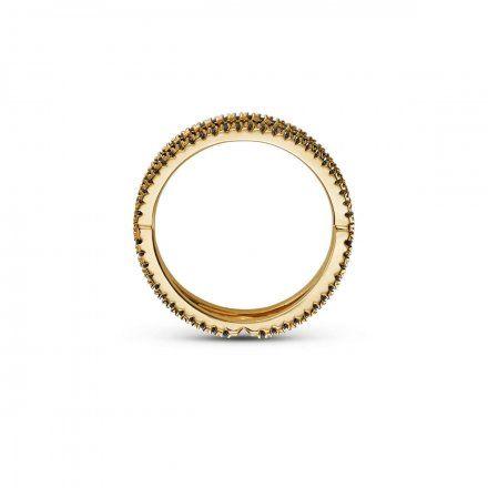 Biżuteria Michael Kors - Pierścionek MKC1112AR710 r.17