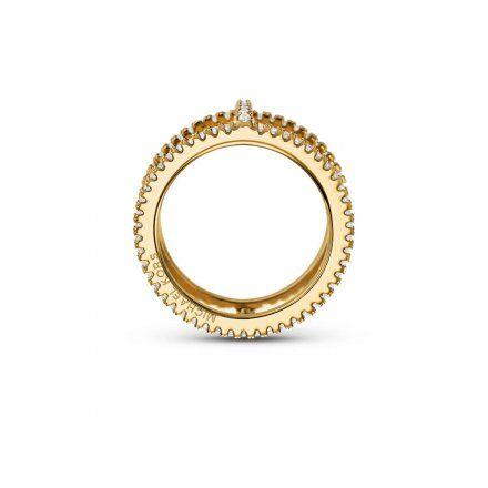 Biżuteria Michael Kors - Pierścionek MKC1113AN710 r.11