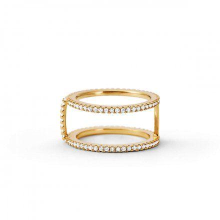 Biżuteria Michael Kors - Pierścionek MKC1113AN710 r.14