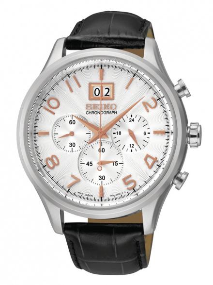 Seiko SPC087P1 Zegarek Męski SPC087P1 Classic