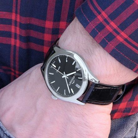 Bisset BSCC41SIBX05B1 Zegarek Męski Szwajcarski Marki Bisset