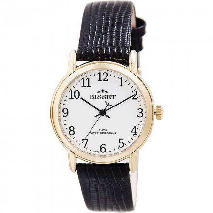 Zegarek Męski na bransolecie Bisset  BSCD60GAWX05B1