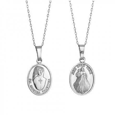 Biżuteria damska INFINITY BTZZ9003Zawieszka srebrna