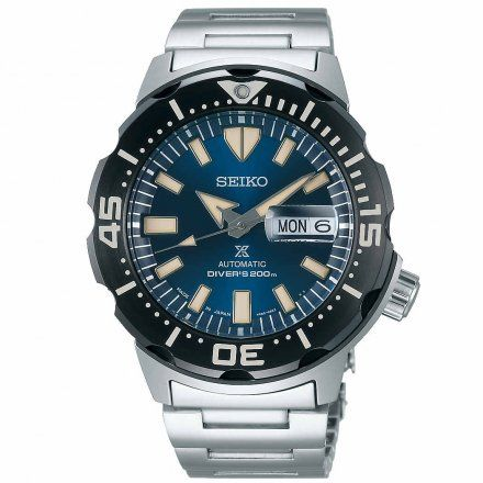 Seiko SRPE03K1 Zegarek Męski Prospex Diver Automatic