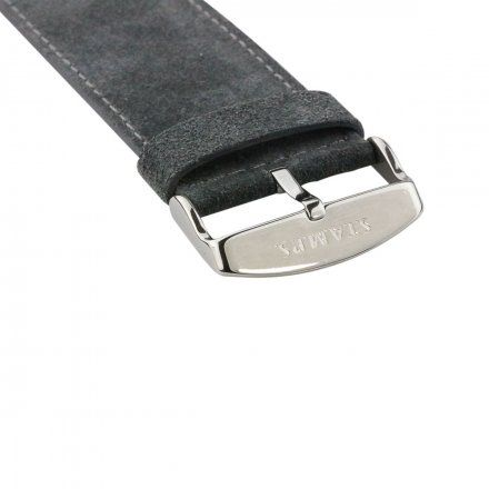 Pasek S.T.A.M.P.S. Wild Leather Grey 105424 4150