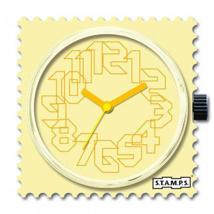 Zegarek S.T.A.M.P.S. Iris Yellow 105755