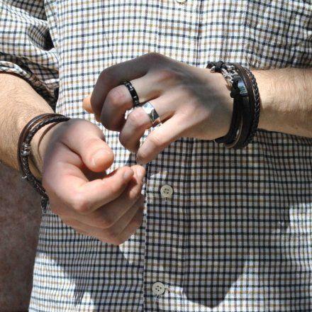 Biżuteria Manoki bransoletka męska BA628B