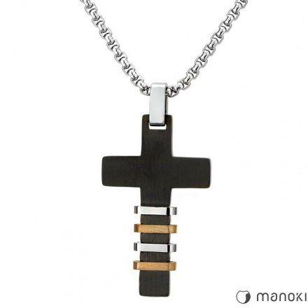 Biżuteria Manoki Naszyjnik męski WA287