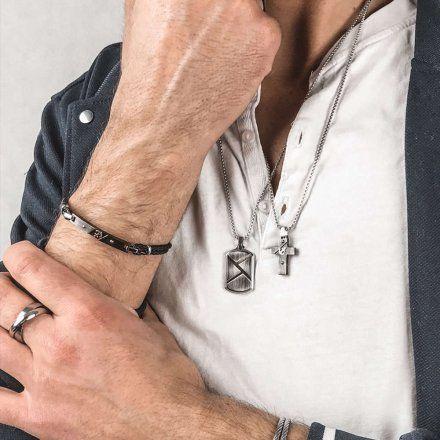 Biżuteria Manoki Naszyjnik męski WA478