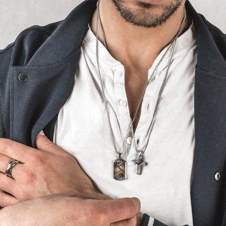 Biżuteria Manoki Naszyjnik męski WA487