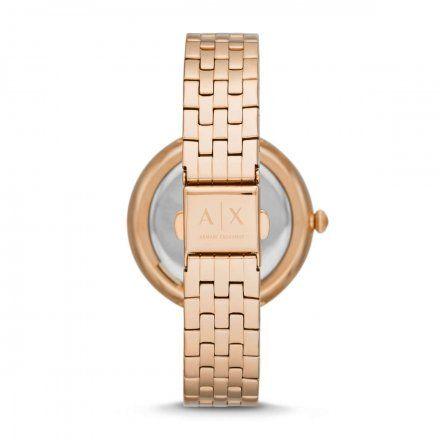 Zegarek damski Armani Exchange Brooke AX5328 zegarek AX z bransoletą