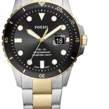 Fossil FS5653 - Zegarek Męski