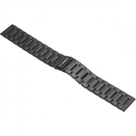 Pasek do Garett GT22S czarny, stalowy 20 mm