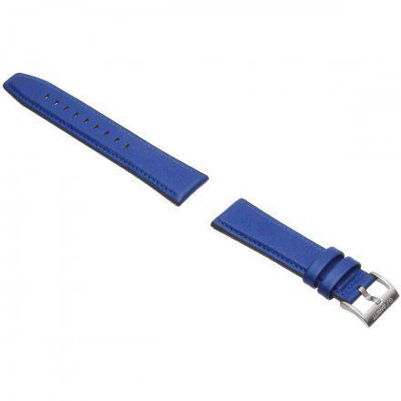Pasek do Garett GT22S niebieski, skórzany 20 mm