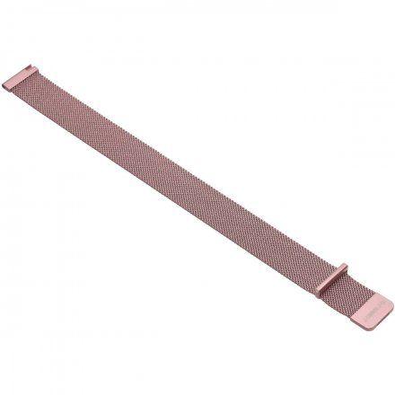 Pasek do Garett Women Eva, różowy stalowy 18mm