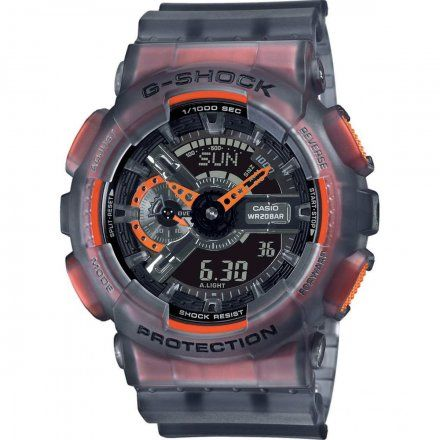 Zegarek Casio GA-110LS-1AER G-Shock GA 110 1A