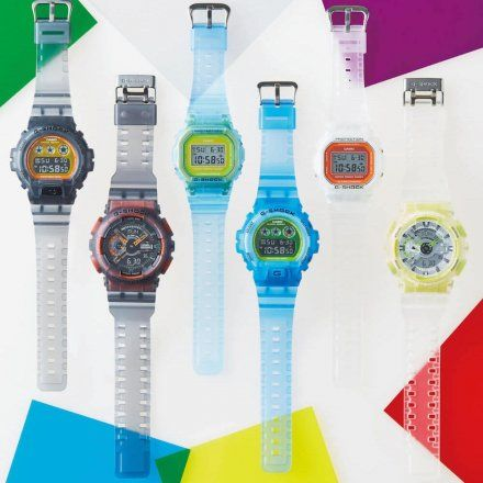 Zegarek Casio DW-6900LS-1ER G-Shock DW 6900LS 1