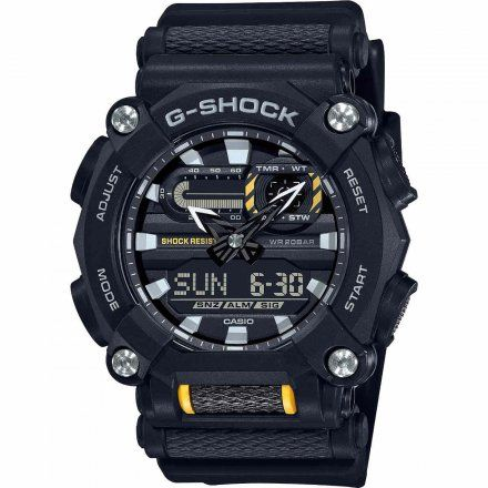 Zegarek Casio GA-900-1AER G-Shock GA 900 1A