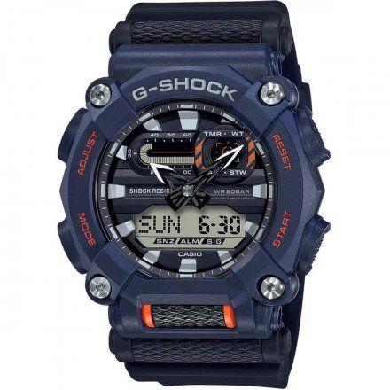 Zegarek Casio GA-900-2AER G-Shock GA 900 2A
