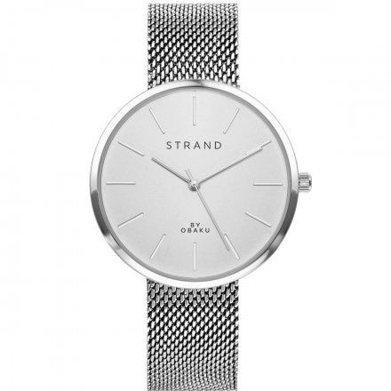 S700LXCIMC Srebrny zegarek Damski Strand