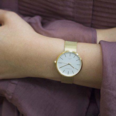 S700LXGIMG Złoty zegarek Damski Strand