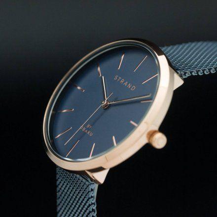 S700LXVLML Granatowy zegarek Damski Strand