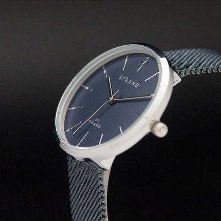 S700LXCLML Granatowy zegarek Damski Strand