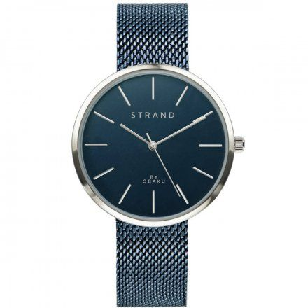 S700LXCLML Granatowy zegarek Damski Strand by OBAKU