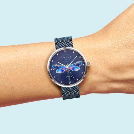 S700LXCLML-DD Granatowy zegarek Damski Strand