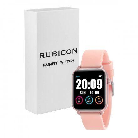 Smartwatch z Pomiarem tętna Rubicon RNCE57RIBX05AX