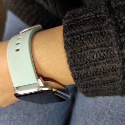 Smartwatch Marea B58006-4 niebieski + różowy pasek ROZMOWY