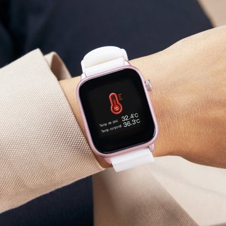 Smartwatch Marea B59004-2 czarny + szary pasek