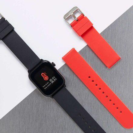 Smartwatch Marea B59004-3 różowy + biały pasek