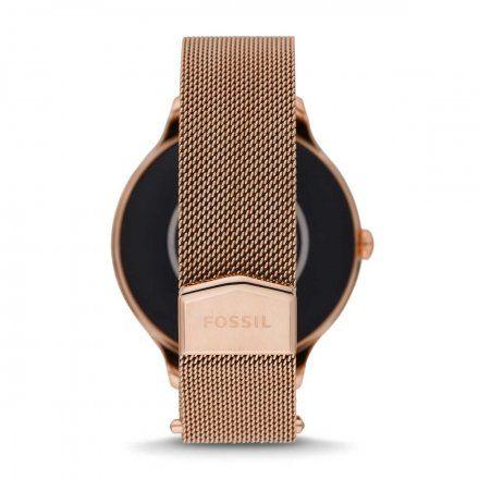 Smartwatch damski Fossil 5 generacja FTW6068 GEN 5E