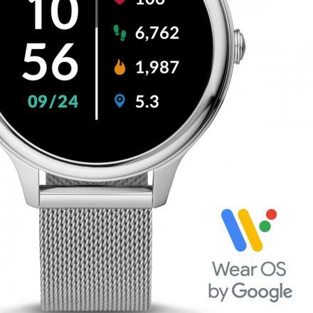 Smartwatch damski Fossil 5 generacja FTW6071 GEN 5E