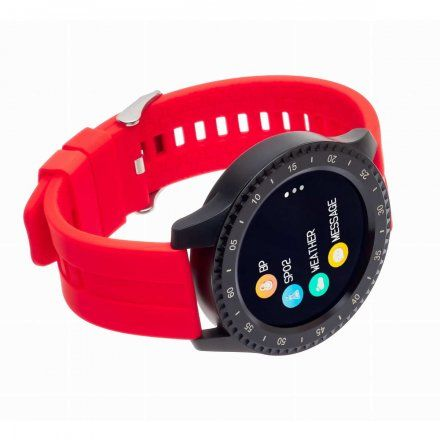 Smartwatch Garett Sport 12 Czerwony