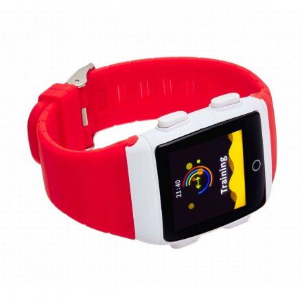 Smartwatch Garett Teen 5 Czerwony
