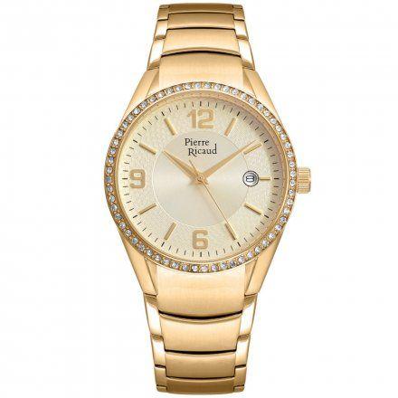 Pierre Ricaud P21032.1151QZ Zegarek Damski Niemiecka Jakość