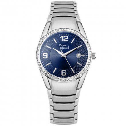 Pierre Ricaud P21032.5155QZ Zegarek Damski Niemiecka Jakość